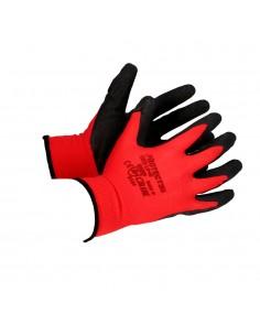 Γάντια εργασίας κόκκινα...