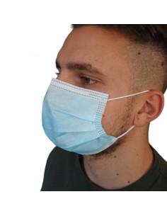Μάσκα χειρουργική αδιάβροχη...